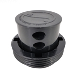 004-502-5004-03 | Original Pool Valet 2-Hole Nozzle Black