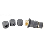 004-552-5032-02 | PCC2000 Step Nozzle Grey