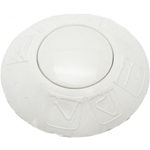 05-632 | Plastic Washer and Cap for Diving Board Bolt Head