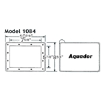 1084 | Aquador Skimmer Frame and Lid