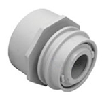 3501 | Flush-Mount Return Fitting with Water Stop White