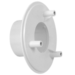 420SI101 | 4In Round Suction Outlet with 2 Inch Slip Insider White