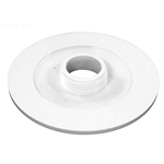 6In Bulkhead 1.5In Mpt White