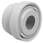 ASD101B |  Extender Return Fitting White