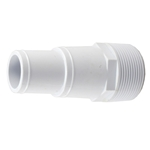 Hose Adapter   White
