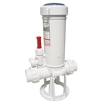 25280-410-000 | Powerclean Ultra In-Line Chlorinator White Lid