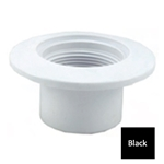 25524-204-000 | Insider Wall Return Fitting Black