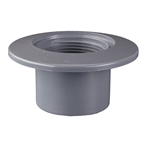 25524-207-000 | Insider Wall Return Fitting Dark Grey