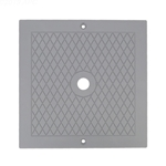 25538-001-000 | Square Skimmer Cover Gray