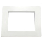 25540-000-010 | Pool Skimmer Face Plate White