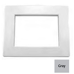 25540-001-020 | Skimmer Face Plate Cover Grey