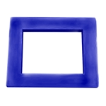 25540-069-020 | Skimmer Face Plate Cover Dark Blue