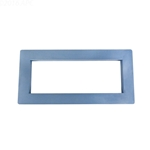 Pool Skimmer Faceplate Cover Light Blue