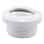 25552-000-000 | Directional Flow Outlet Slotted White