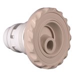 25591-220-000 | Scalloped Jet Internal with 3-1/2 Inch Flange White