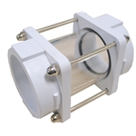 25625-200-000 | In-Line Sight Glass 2 Inch Socket