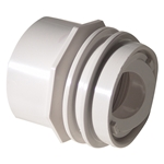 JE3101 | Flush Mount Return Water Barrier White