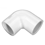 406-005 | PVC Socket Elbow 90 Degree 1/2 Inch
