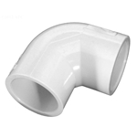 406-025 | PVC Socket Elbow 90 Degree 2-1/2 Inch