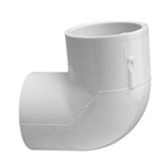 406-080 | PVC Socket Elbow 90 Degree 8 Inch