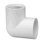 408-015 | PVC Female Elbow 90 Degree 1-1/2 Inch
