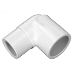 409-007 | PVC Street Elbow Socket x Spigot 90 Degree 3/4 Inch