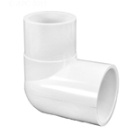 409-015 | PVC Street Elbow Socket x Spigot 90 Degree 1-1/2 Inch