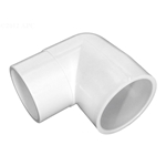 409-020 | PVC Street Elbow Socket x Spigot 90 Degree 2 Inch