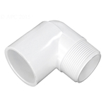 410-015 | PVC Male x Socket Elbow 1-1/2 Inch