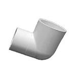 416-251 | PVC Reducing Elbow 2 Inch Spigot x 1-1/2 Inch Socket