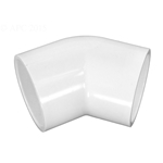 417-015 | PVC Socket Elbow 45 Degree 1-1/2 Inch