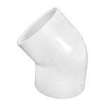 417-020 | PVC Socket Elbow 45 Degree 2 Inch