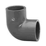 9806-015 | PVC Socket Elbow 90 Degree CPVC 1-1/2 Inch