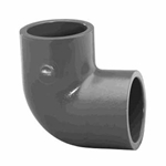 9806-020 | PVC Socket Elbow 90 Degree CPVC 2 Inch