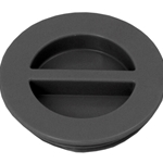 USCG102 | Umbrella Stand Cap Only With Gasket Seal Black