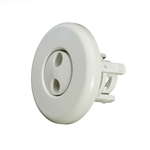 Pulsator M/J Eyeball Smooth Esc.Assy - Wht