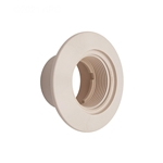 215-9890B | Return Wall Fitting White