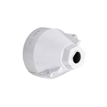 Gunite Nozzle  White
