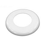 Wall Fitting Escutcheon White