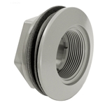 400-9157B | Return Wall Fitting Vinyl Grey