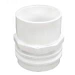 400-9390 | Flush Mount Return Fitting White