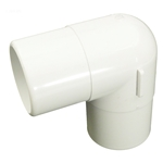 411-2100B | PVC Repair Elbow