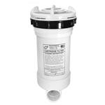 510-6540 | Dyna-Flo Top-Mount Skim Filter White