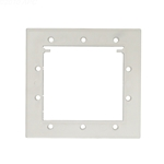 519-3180 | Flo-Pro II Skimmer Mounting Plate with Weir Pins White