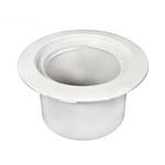 519-6710 | Volleyball Pole Holder Flange Only - White