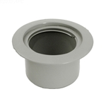 519-6717 | Volleyball Pole Holder Flange Only - Gray