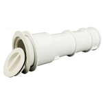 540-6700 | Volleyball Pole Holder Assembly - White