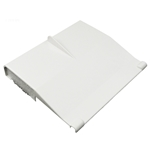 542-3060B | Skimmer Weir Door Assembly with Foam - White