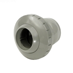 550-9247 | Self-Aligning Return Fitting Grey