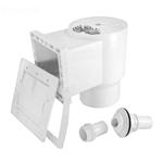 560-D0C60S | Flo-Pro II Above-Ground Skimmer White
